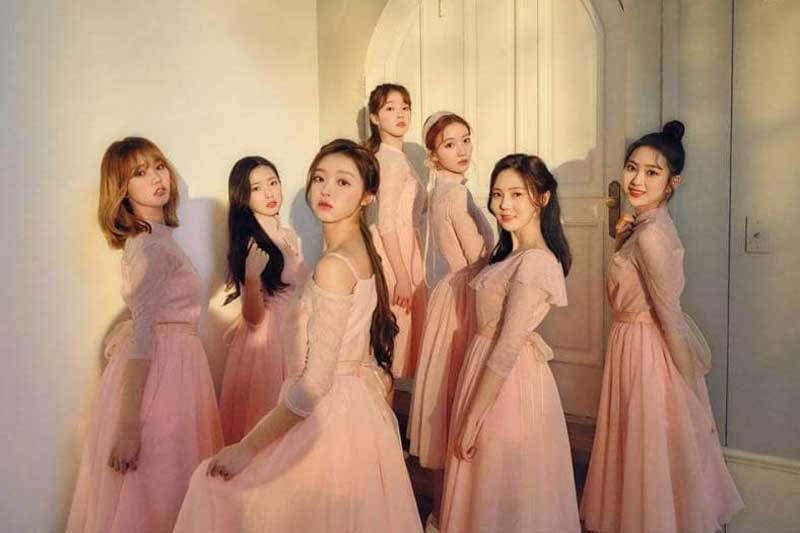 7. Oh My Girl.