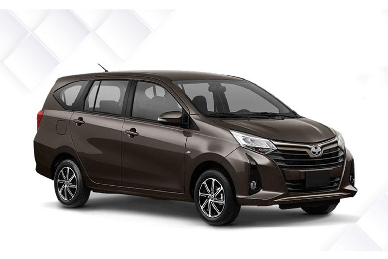 10. Toyota Calya (doanh số: 978 chiếc).