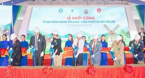 Đắk Lắk có dự án nông nghiệp ứng dụng công nghệ cao 1.500 tỷ