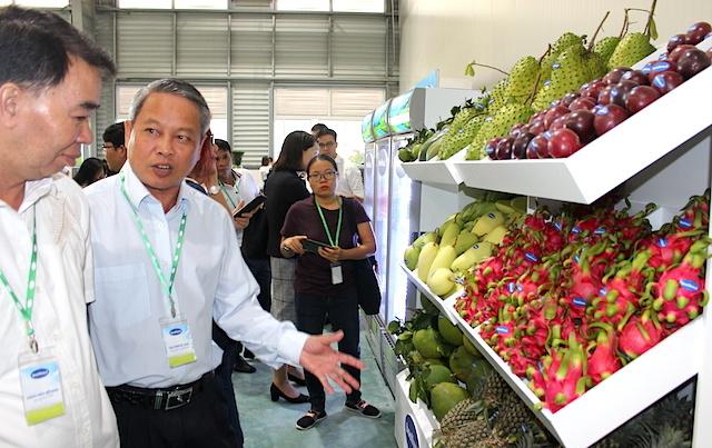 """Để trái cây Việt """"rộng đường"""" xuất khẩu sang thị trường Mỹ"""