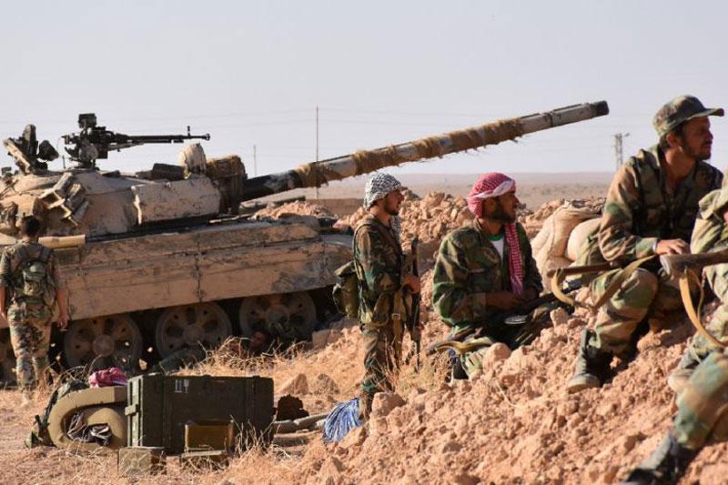 Bộ tộc Syria trục xuất phiến quân do Mỹ hậu thuẫn khỏi thị trấn biên giới Raqqa-Hasakah