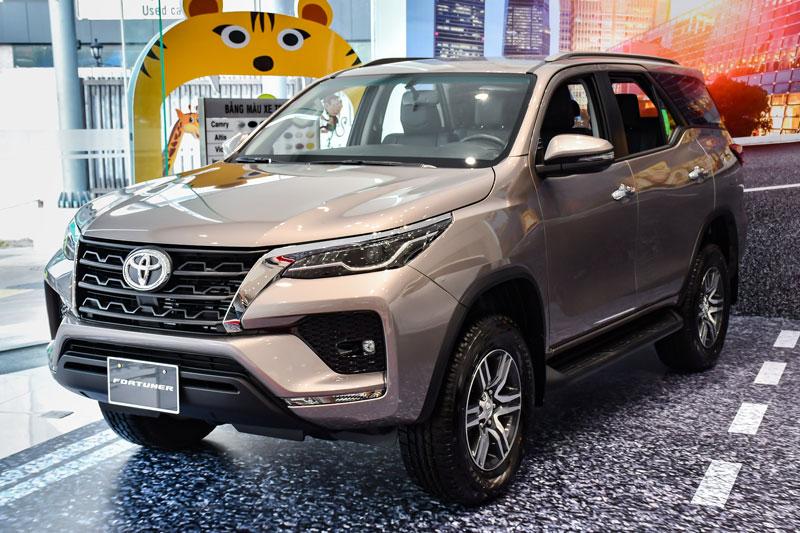 Loạt xe mới có giúp Toyota tìm lại vị thế ở việt Nam?