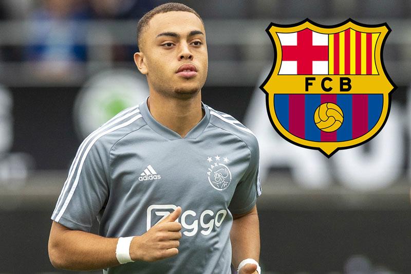 Chuyển nhượng: Hé lộ vướng mắc khiến Barca chưa thể chốt vụ Sergino Dest