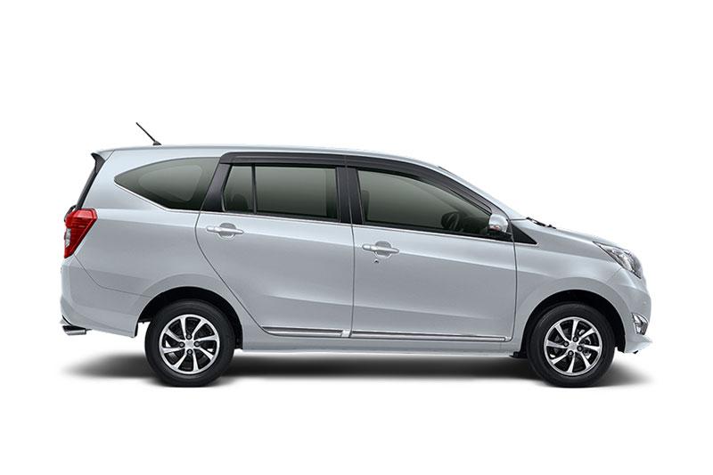 4. Daihatsu Sigra (doanh số: 2.136 chiếc).