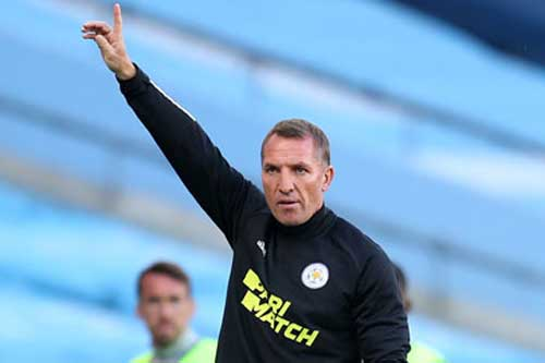 Rodgers tiết lộ bí quyết Leicester tạo nên điều thần kỳ trước Man City