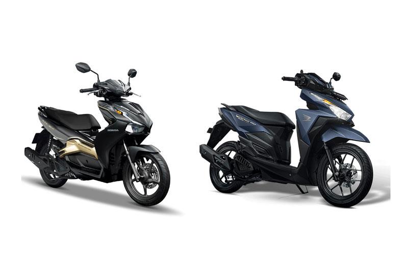 So sánh Honda Air Blade 2020 với Honda Vario 2020