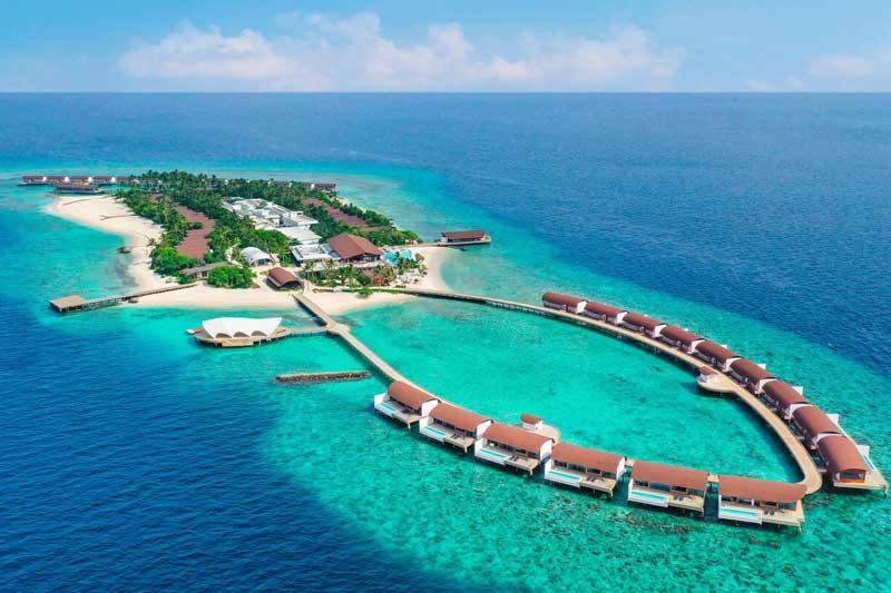 1. Maldives, Cộng hòa Maldives.