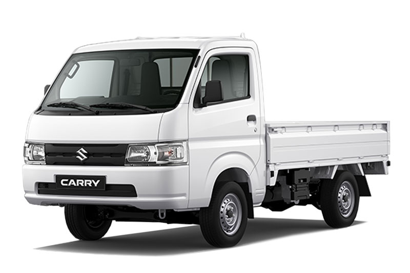 6. Suzuki Carry Truck (doanh số: 1.662 chiếc).