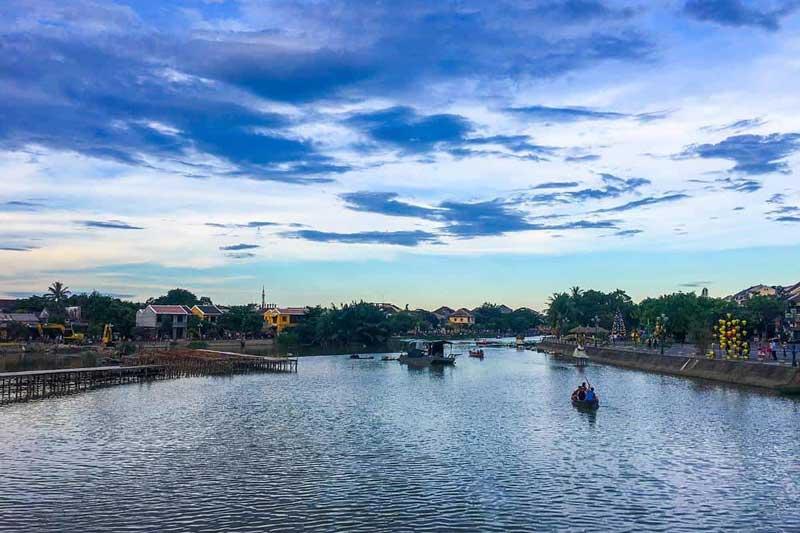 5. Thành phố Hội An, Việt Nam.