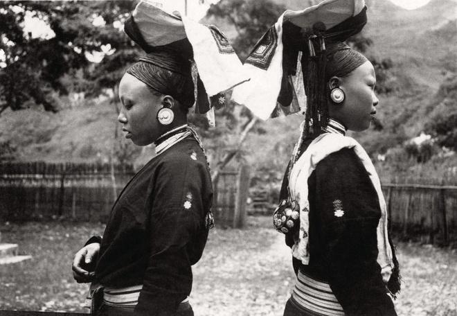 Vẻ đẹp phụ nữ Việt Nam những năm 50 của thế kỷ trước trong bộ ảnh cực hiếm