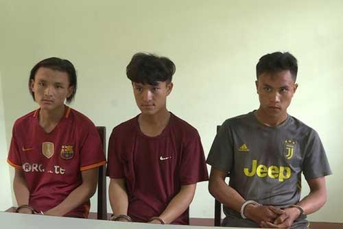 Bắt 3 đối tượng ở Sơn La vận chuyển 20 bánh heroin