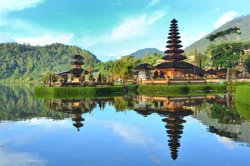 3. Đảo Bali, Indonesia.