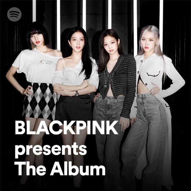 """BlackPink trình làng danh sách phát đặc biệt trên Spotify trước thềm ra mắt """"The Album"""" - Ảnh 1."""