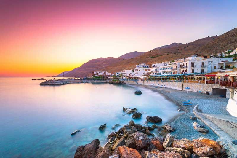 6. Crete, Hy Lạp.