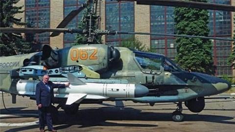 Ka-52K lap song kiem Kh-35/Kh-31: Noi kinh hoang cua chien ham My-NATO
