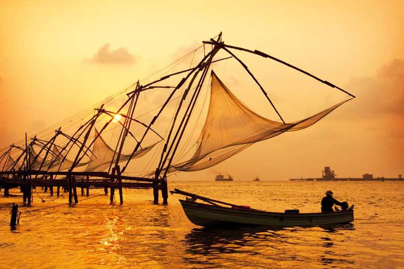 10. Thành phố Kochi, Ấn Độ.