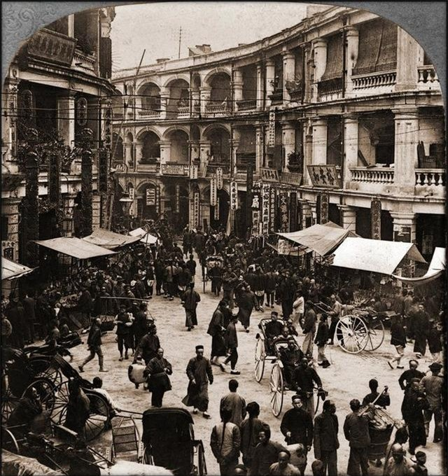 Rốt cuộc người dân Trung Quốc đã sống thế nào trong những năm 1860 - 1946, tất cả thể hiện rõ qua những bức ảnh cũ quý giá này!  - Ảnh 10.