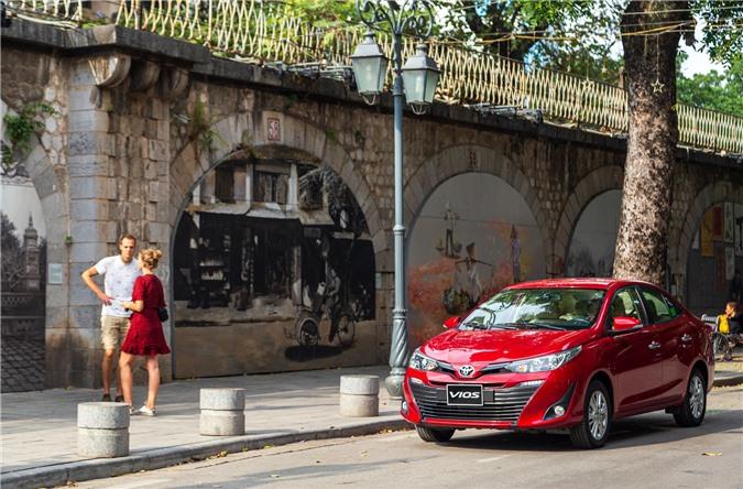 Toyota 'thay mau' dai san pham tai Viet Nam anh 3