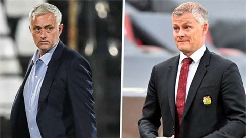 Nc247info tổng hợp: Mourinho đáp trả Solskjaer 'cực gắt' sau khi Tottenham bị cầm hòa