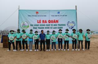Ra quân chiến dịch 'Hãy làm sạch biển' năm 2020