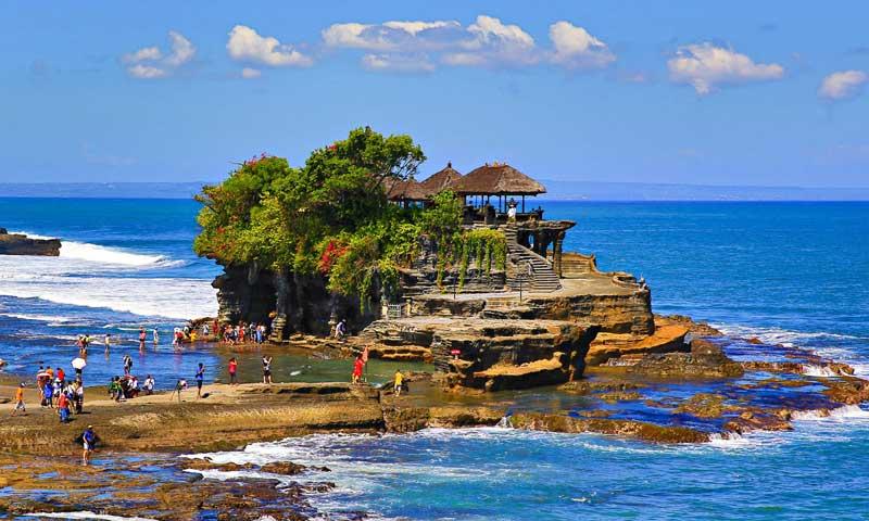 8. Bali, Indonesia.
