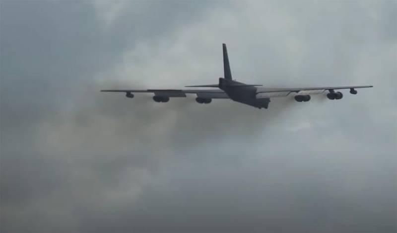 B-52 Mỹ từng hoạt động tại Biển Đen phải phát tín hiệu khẩn cấp