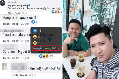 Trọng Hưng khoe bấm máy dự án mới, fan hỏi: Phim 'ngoại tình' hay 'điệp viên hải âu'?