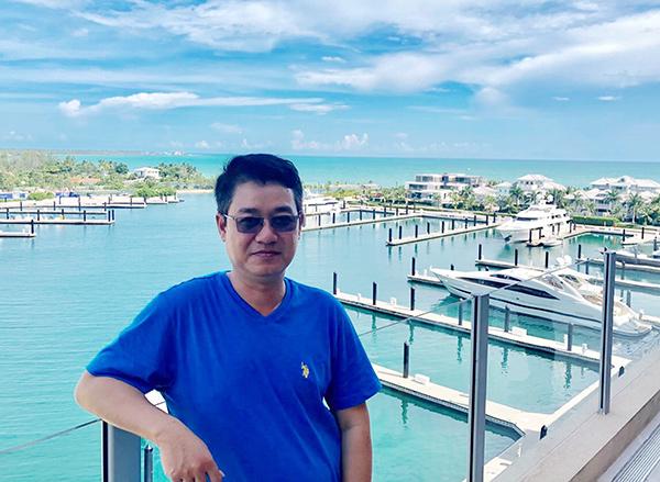 Ông Nguyễn Hà Bắc, Giám đốc Sở Công thương Đà Nẵng trong lần cùng với lãnh đạo UBND TP Đà Nẵng đến tham quan bến du thuyền Albany ở Bahamas theo lời mời của...