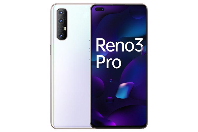 Oppo Reno3 Pro.