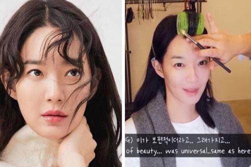 'Hồ ly xinh nhất xứ Hàn' lộ mặt không son phấn, liệu có còn đẹp như lời ca tụng?