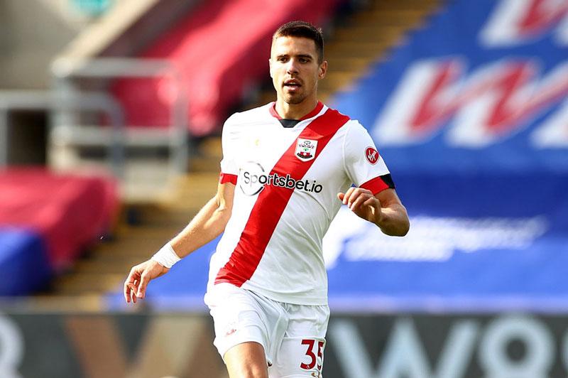 Hậu vệ phải: Jan Bednarek (Southampton).