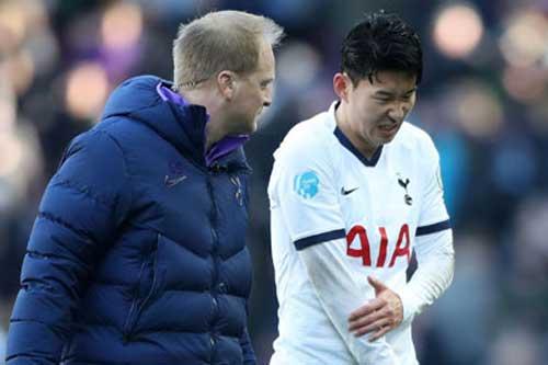 Tottenham mất Son, Mourinho đau đầu