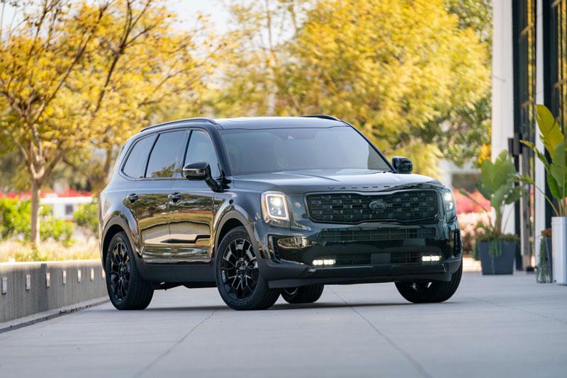SUV Kia 'chất như nước cất', động cơ V6, giá hơn 1 tỷ đồng