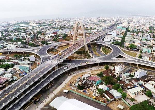 Đà Nẵng thanh toán hơn 1.650 tỉ đồng cho nhà đầu tư nút giao thông khác mức Ngã ba Huế