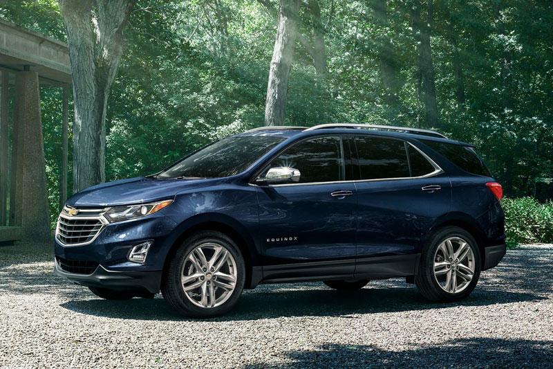 5. Chevrolet Equinox 2020 (giá khởi điểm: 23.800 USD).