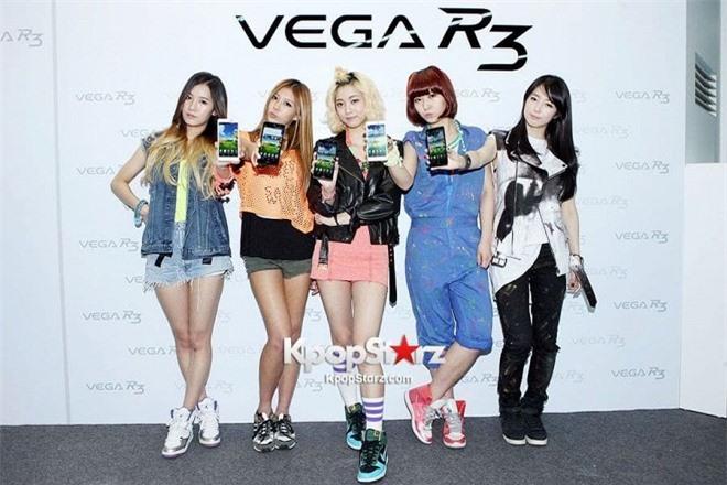 Nhóm nhạc Hàn tan rã 3