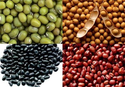 Đậu sống hoặc nấu chưa chín có thể chứa một hàm lượng glycoprotein lectin cao gây độc cho cơ thể