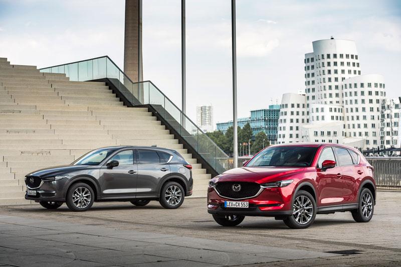 7. Mazda CX-5 2020 (giá khởi điểm: 25.190 USD).
