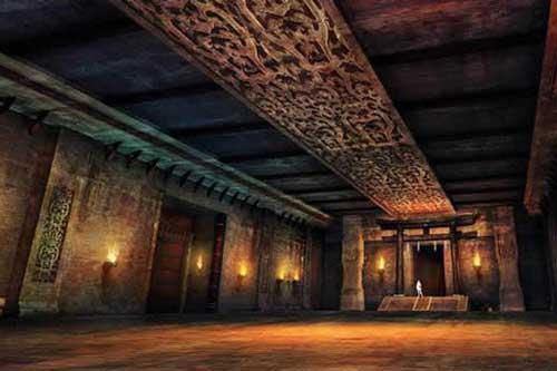 Bí ẩn về ngọn đèn 'ngàn năm không tắt' trong ngôi mộ cổ