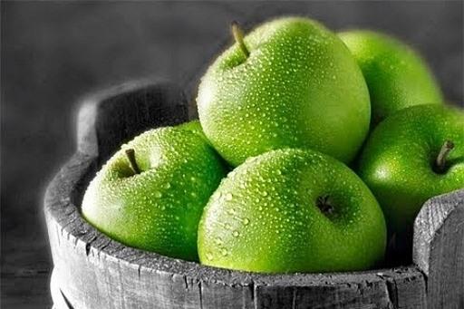 Nước ép táo xanh phòng ngừa bệnh hô hấp