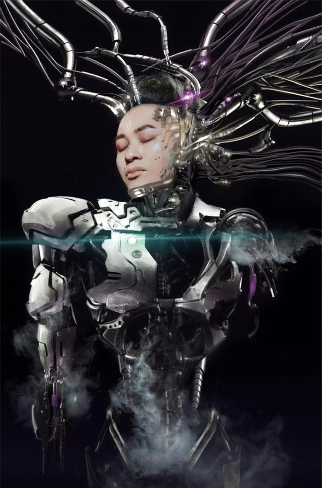 Tùng Dương sắp ra album mới, hứa hẹn rất lồng lộn - Ảnh 1.