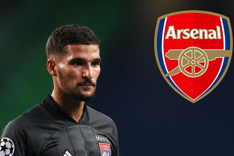 CHUYỂN NHƯỢNG Arsenal: Lyon ra 'tối hậu thư' cho Pháo thủ trong vụ Aouar