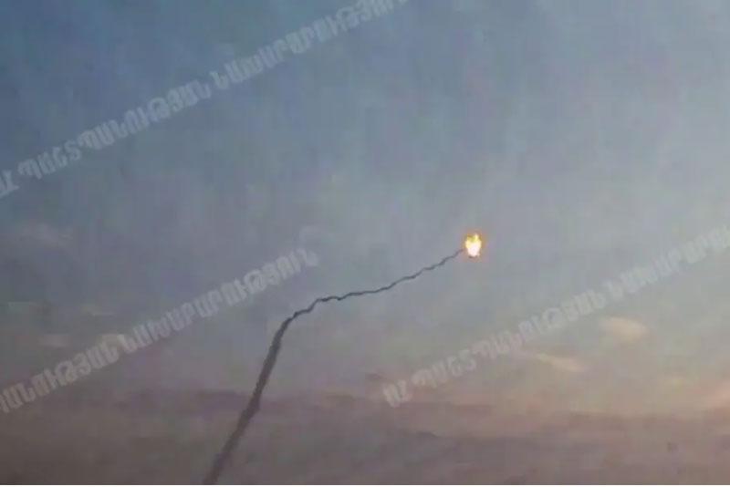 Cận cảnh Armenia phóng tên lửa, bắn hạ máy bay không người lái của Azerbaijan