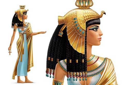 """Những bí ẩn """"động trời"""" về nữ hoàng Ai Cập Cleopatra"""