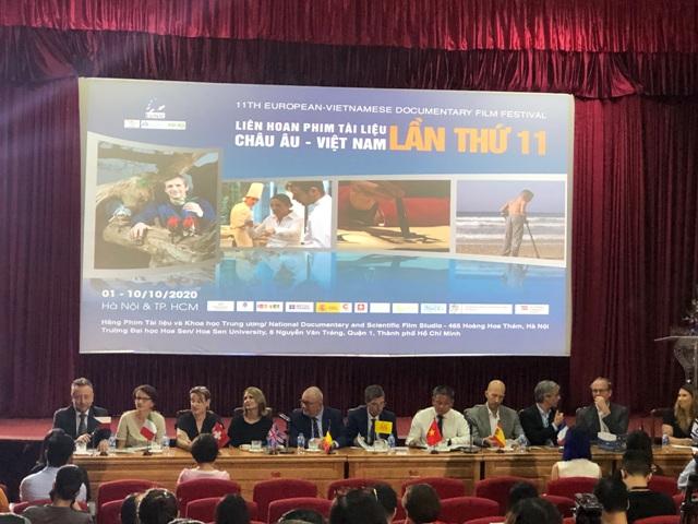 Sắp diễn ra Liên hoan Phim Tài liệu châu Âu - Việt Nam lần thứ 11