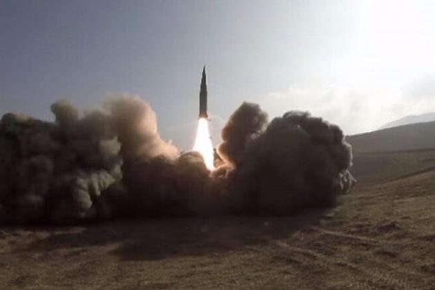 Tên lửa đạn đạo chiến thuật Iskander-E có thể sẽ được Armenia sử dụng chống lại Thổ Nhĩ Kỳ. Ảnh: Avia-pro.