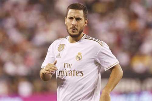 Eden Hazard giờ mới ra mắt Real Madrid sau 1 năm vật vờ