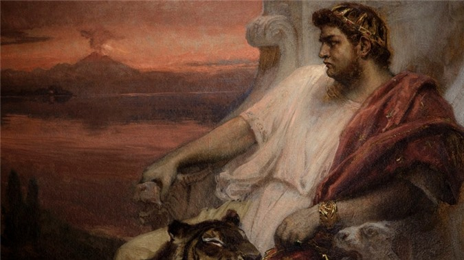 Đế vương tàn bạo Nero đã giết chính mẹ đẻ của mình