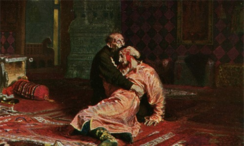 Sau khi vợ chết, bậc đế vương này trở nên điên loạn