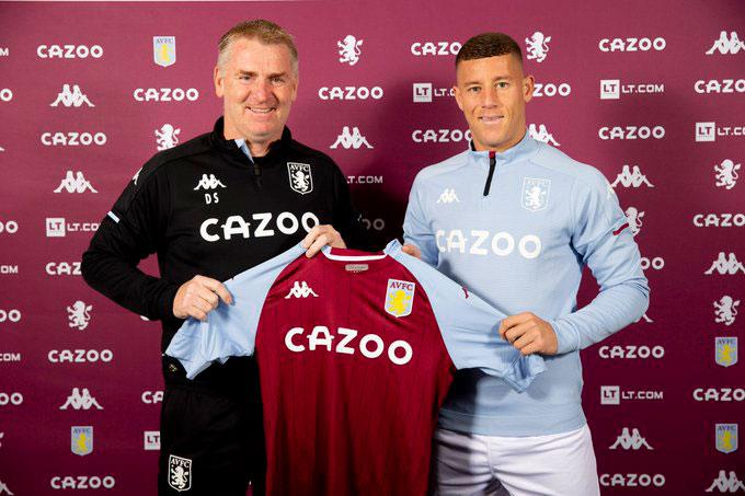 CHÍNH THỨC: Ross Barkley chia tay Chelsea, gia nhập Aston Villa